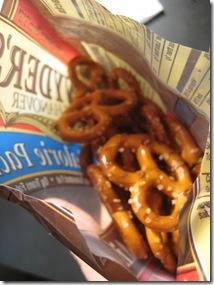 100 calorie pack pretzels