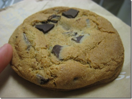 starbuck cookie