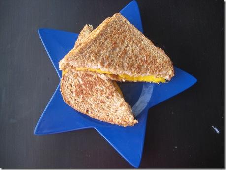Mango stuffed french toast