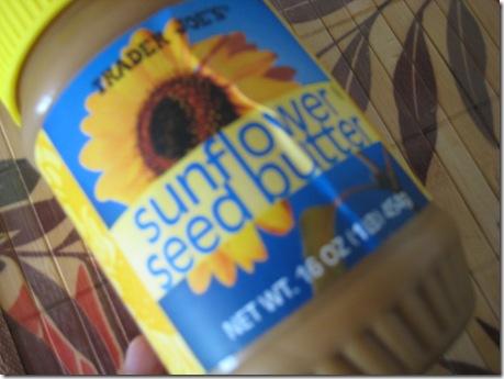 sunflowerseed butter